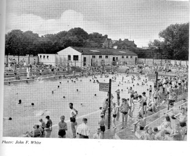 Bellingham Swimming Pool