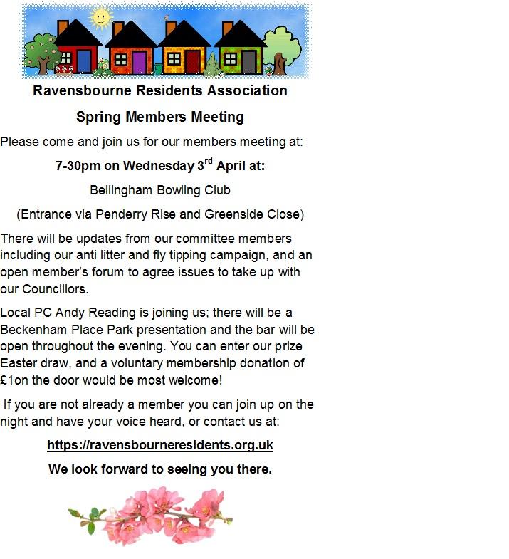 spring leaflet