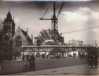 Building the Broadway Theatre