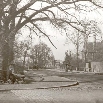 Bromley Road circa 1895