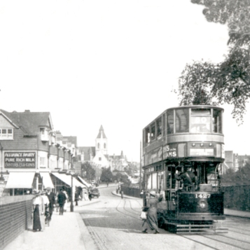 Catford Bridge 1915