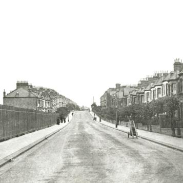 Dowanhill Road 1910