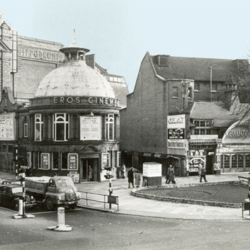 The Hippodrome (aka)Eros Cinema 1959