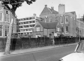 Catford Boys School, Brownhill Road