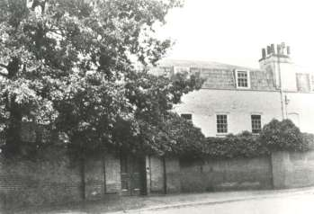 Southend Hall, Bromley Road c.1900